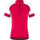 Gonso Belinda Koszulka kolarska, krótki rękaw Kobiety czerwony